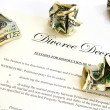 Divorce decree — Stock Photo #9321789