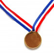 Gold medal — Stock Photo