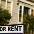 Stock Photo: For Rent