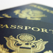 Stock Photo: Americpassports