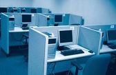 Laboratorio di informatica — Foto Stock