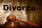 Divorce concept — Foto Stock