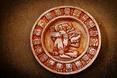 Mayan calendar — Stock Photo