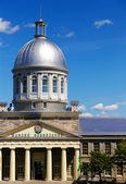 Marche Bonsecours in Montreal, Canada — Stock Photo
