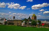 Ciudad de quebec — Foto de Stock