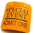 Stock Photo: Special event
