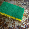 Scrub sponge — Stock Photo