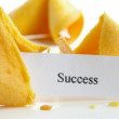 """Success"" fortune cookie — Photo"