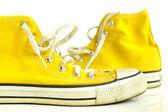 Retro sneakers — Stock Photo