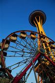 Seattle, Washington — Stock Photo