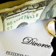 Stock Photo: Divorce decree