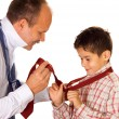 Stock Photo: Tie binding