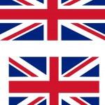 UK flag — Stock Photo #10467046