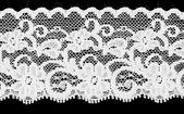 Floral lace band — Stock Photo