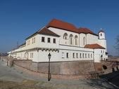 Brno, castelo de spielberg — Foto Stock