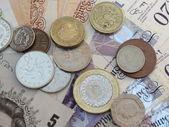 British Sterling Pounds — Stock Photo