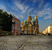 Our Saviour on Spilled Blood — Stockfoto