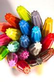 Gorras de color — Foto de Stock