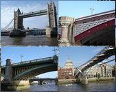 London bridges — Stock Photo