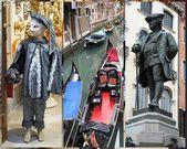 Venetian details — Stock Photo