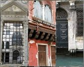Venetian housing — Stock Photo