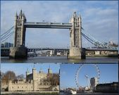 London´s highlights. — Foto de Stock