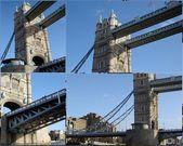 London´s Tower Bridge — Stock Photo