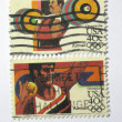 Stock Photo: Olympic Games stamps