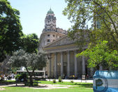 Buenos Aires Cathedral — Stock Photo