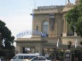 Hippodrome Central building — Stock Photo