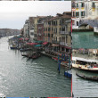 Rialto bridge view — Stock Photo #9993987