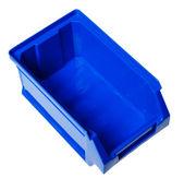 Box hardware (storage box) isolated on a white background. — Stock Photo