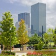 Stock Photo: Piedmont Park in Atlanta