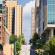 Street of Midtown Atlanta — Stock Photo #9202329