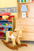 Baby playroom — Stock Photo