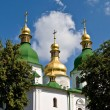 St. Sophia Cathedral in Kiev — Stock Photo #9228031
