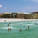 Florida gulf coast beach — Stock Photo #9228836