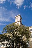 Town hall — Stock Photo