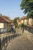 Rue d'une vieille ville européenne — Photo
