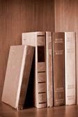 Nadir kitap kütüphane — Stok fotoğraf