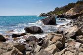 Puerto del mar negro — Foto de Stock