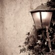 Old fashioned street light — Stock Photo #9500445