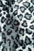 Fake fur texture, leopard patterned — Stock Photo