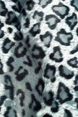 Pelliccia finta trama, leopardo fantasia — Foto Stock
