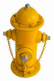 Miniature fire hydrant — Stock Photo