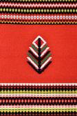 Finnish wall rug pattern texture — Stock Photo