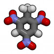Trinitrotoluene (TNT) - Stock Photo