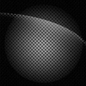 Textura del metal negro — Foto de Stock