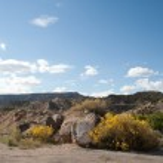 New Mexico Vista — Stock Photo