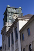 Tower at the Technical University Munich, Bavaria, Germany — Stock Photo